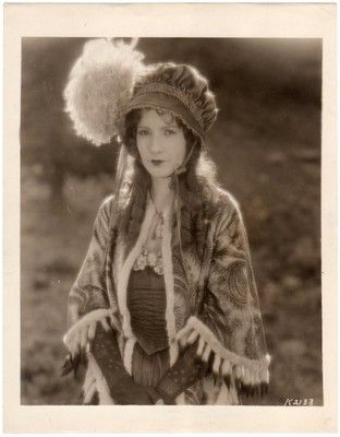 NATALIE TALMADGE - Orig. 1923 Silent Movie Star OUR HOSPITALITY Film Still PHOTO
