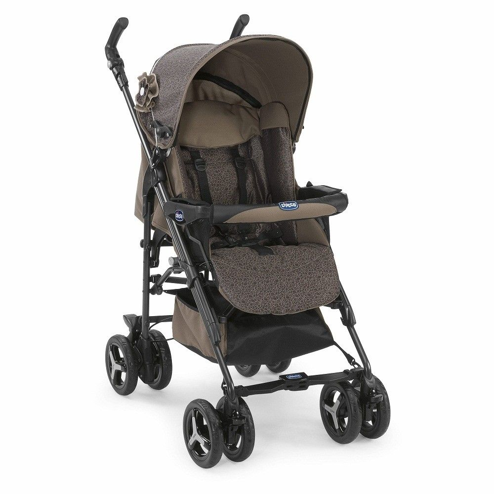 The Chicco Nunu Pramlette is a highly practical and