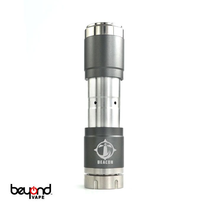 Beyond Vape Beacon Mod Gunmetal [bv-bea-mod-gm] - $65.00 : Beyond Vape, premium vaporizers and e-cigarettes
