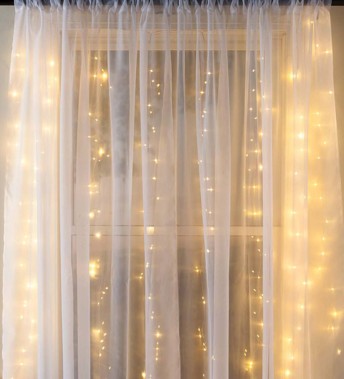 How To Make Curtain Lights Micro Curtain Lights Make It Easy To Transform Any Space In Your