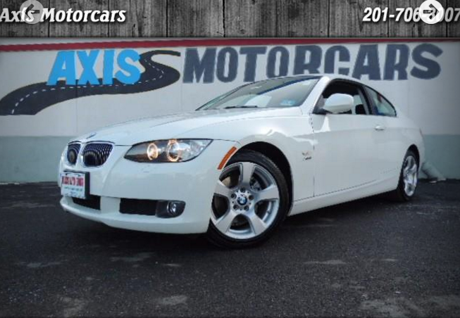 BMW Series I XDrive Coupe SULEV Jersey City Axis - 2010 bmw truck