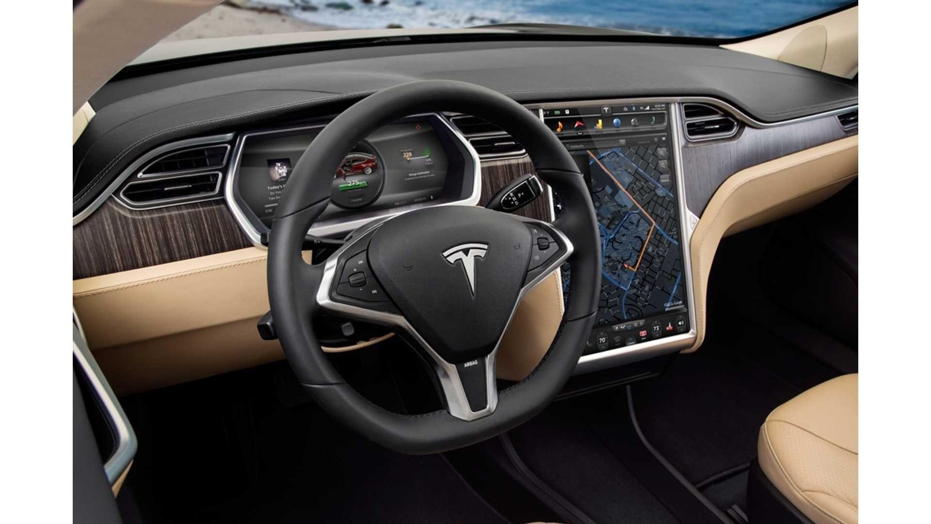 Tesla Model S Interior Flawed Here Are The Fixes Regarding Tesla Interior Model S Home Design Ideas Nel 2020 Tesla Sfida Auto