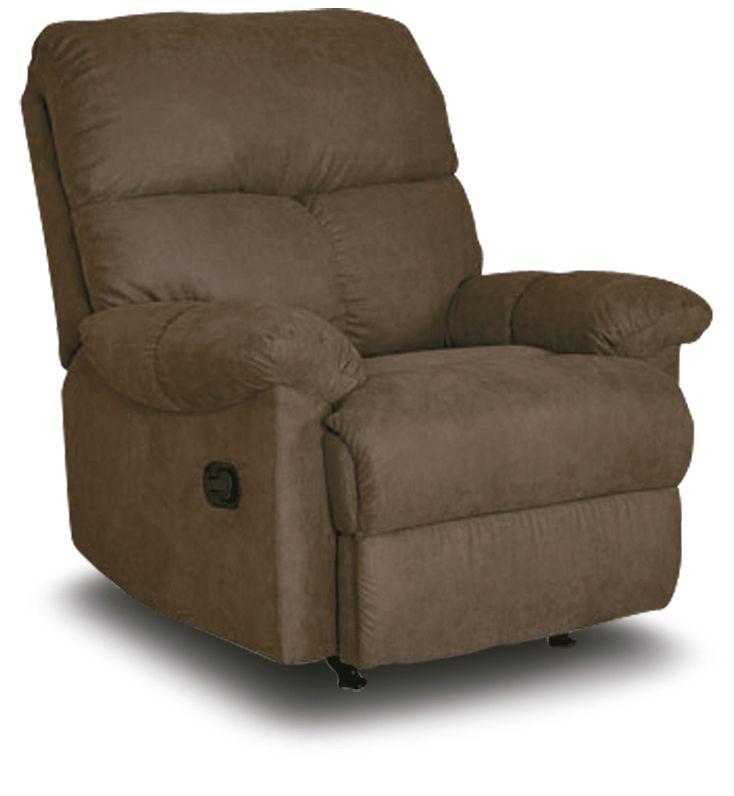 Sillon reclinable con mecedora color chocolate mod 0635 choc lo mejor en salas pinterest - Sofa mecedora ...