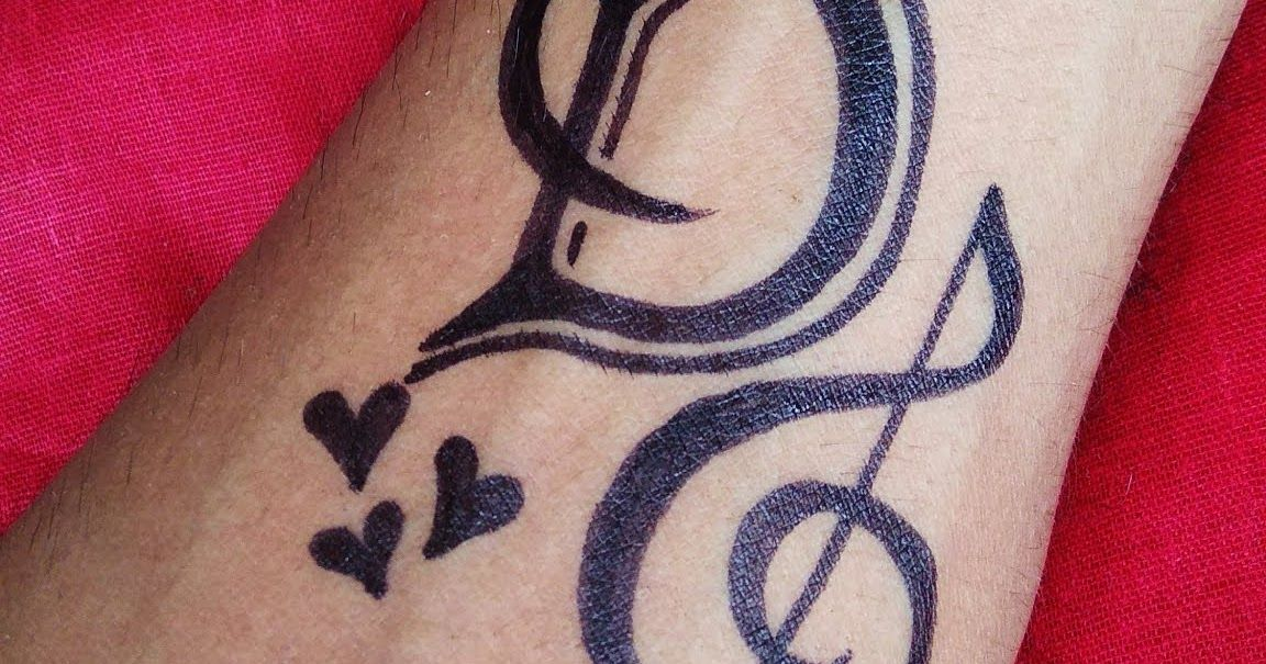Pin By Inoxent Jutt On Letter D Tattoo In 2020 Unique Tattoos Letter D Tattoo Tattoos