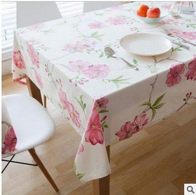 Wfljl European Style Tablecloth Restaurant Kitchen Cotton Dining Fair Dining Room Tablecloths Inspiration