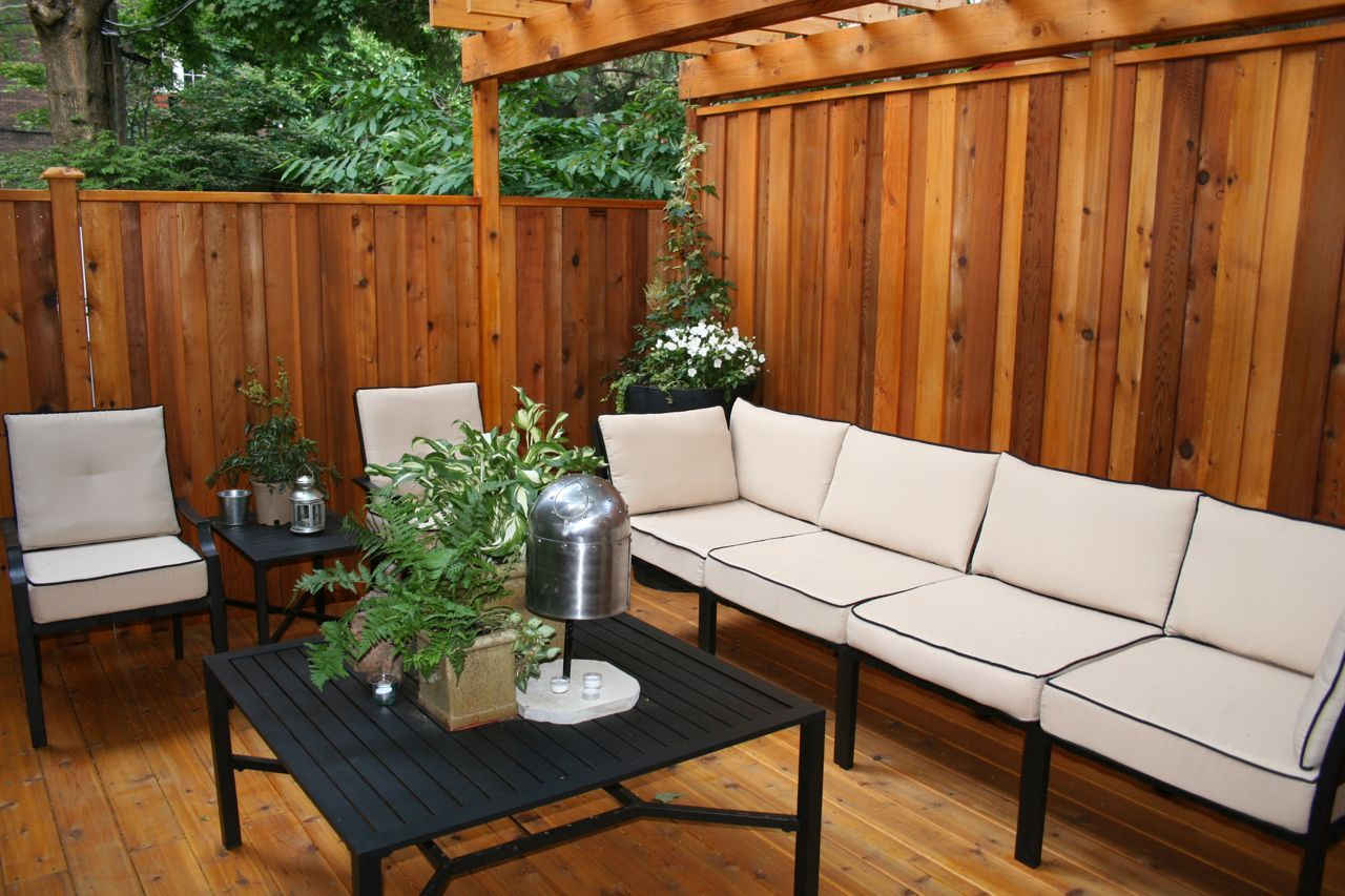 small backyard landscaping ideas Landscaping Classic Wood