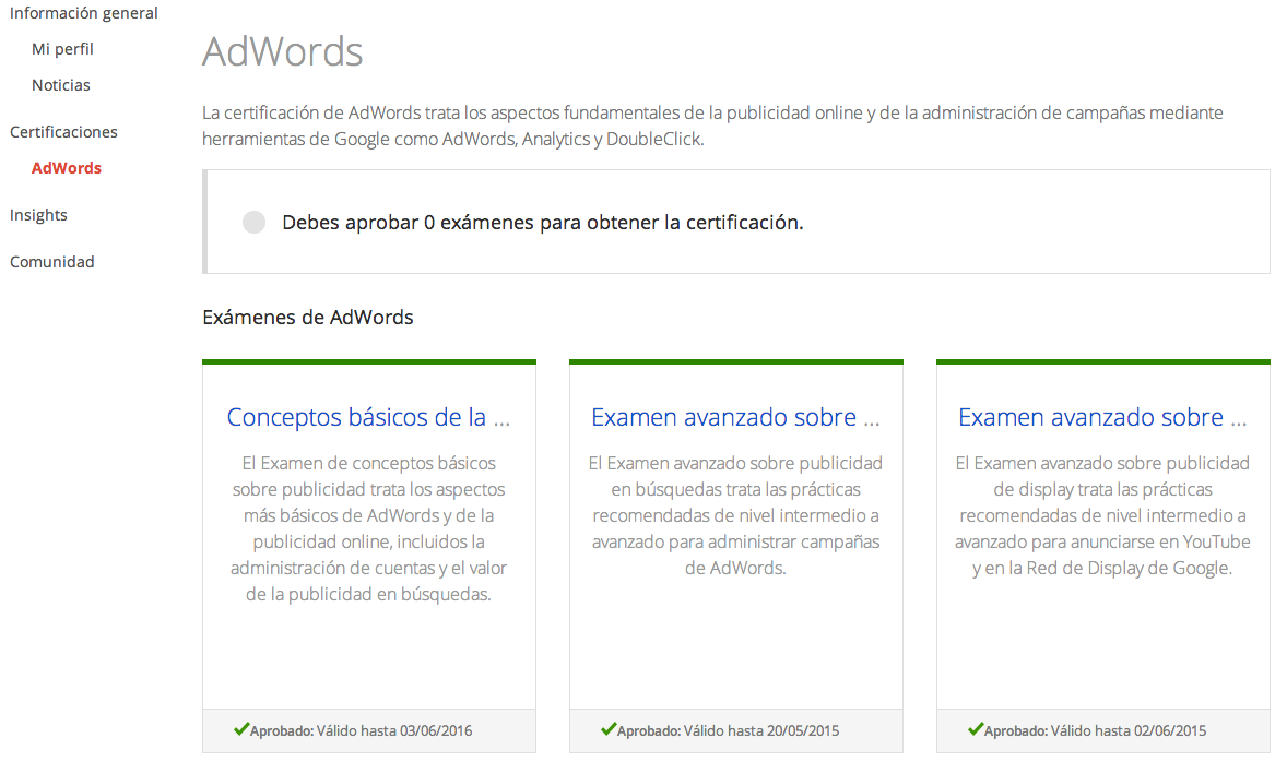 Google Partners - Academy Online