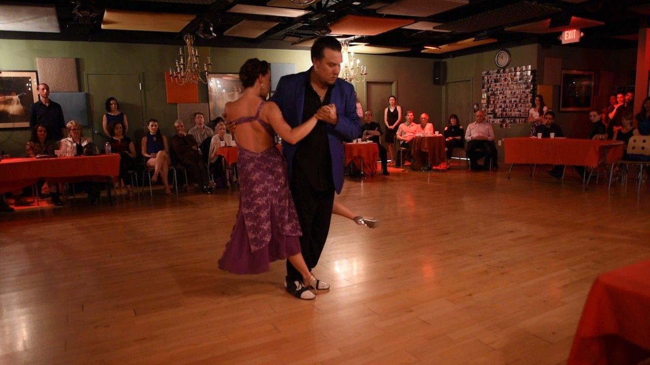 Chicho Juana Atlanta 2017 03 04 Tango Romance Del Diablo Piazolla Types Of Ballroom Dances Tango Dance Ballroom Dancing