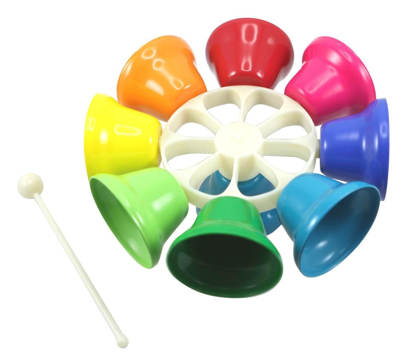 B toys carousel bells  Large Carousel Bells from Spectrum Educational Ltd  Music  Pinterest