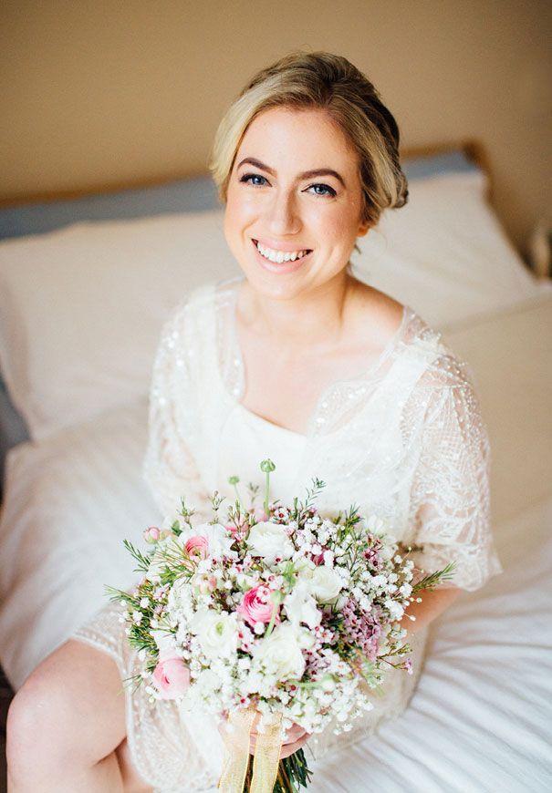 elegant-real-wedding-custom-made-bridal-gown-perth-venue   flowers ...