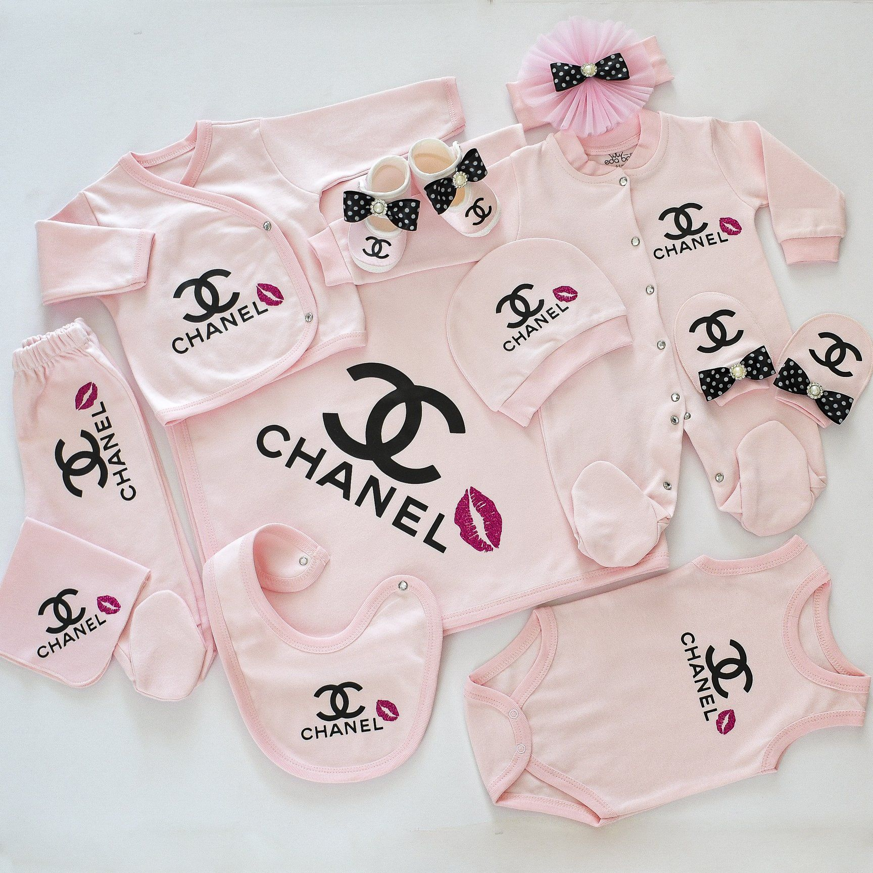 Introducing our best seller soft cotton baby set that can be