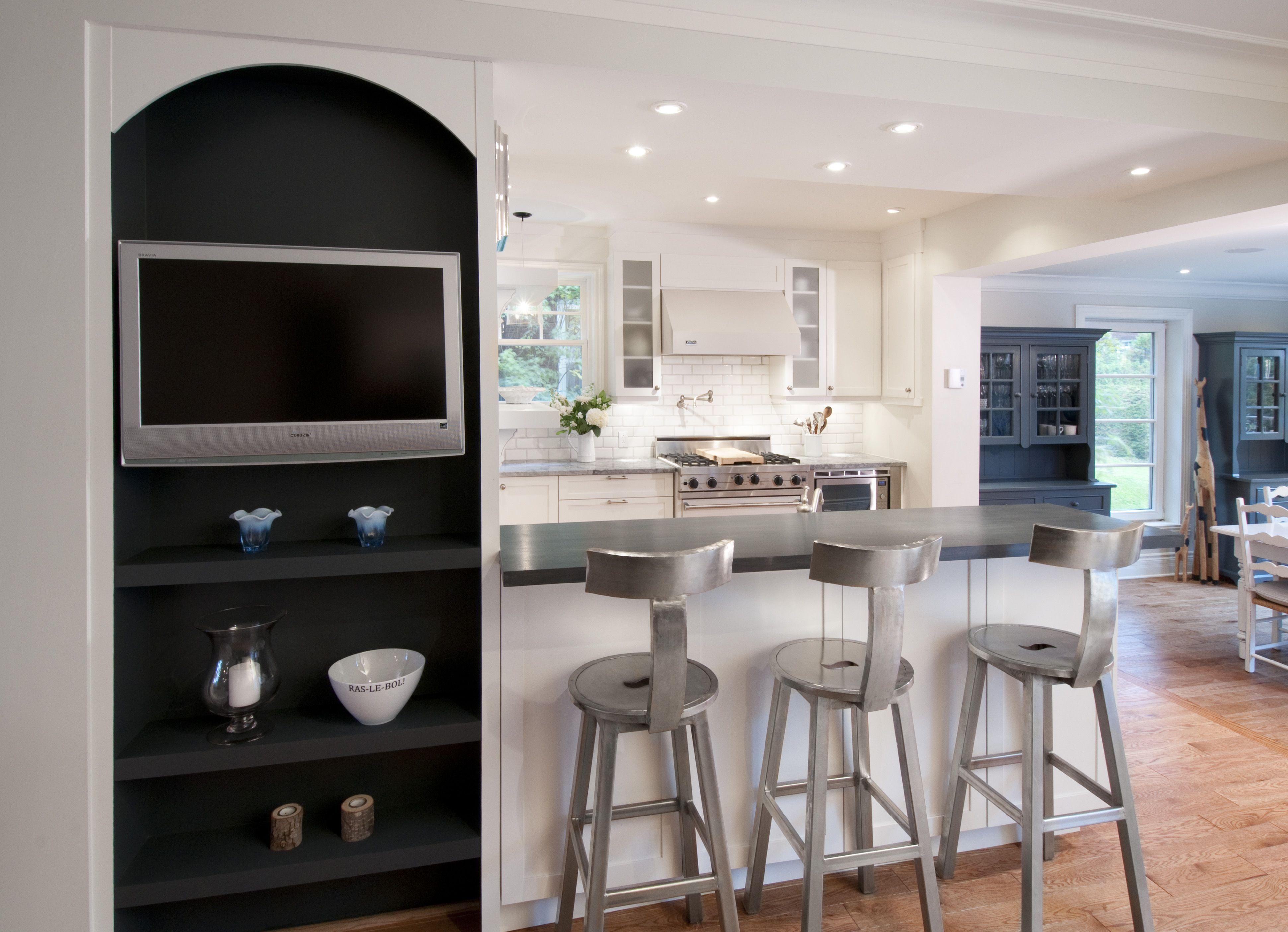 Épinglé sur Cuisine/Kitchen renovation Montreal Groupe SP Reno Urbaine