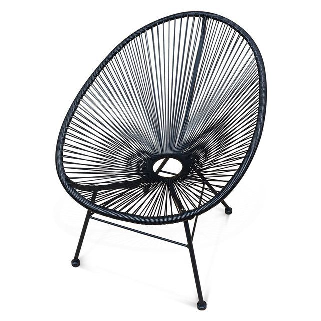 fauteuil acapulco chaise oeuf