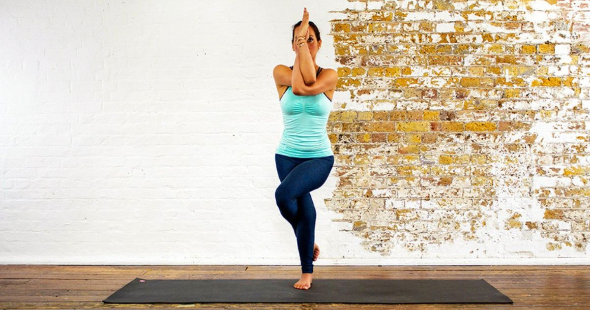 7 yoga poses to improve concentration and focus