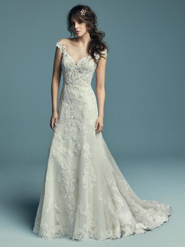 Maggie Sottero Wedding Dresses | Ivory pearl, Maggie sottero and ...