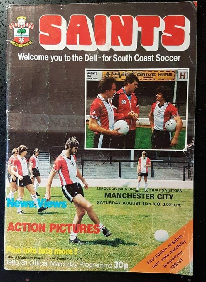 Pin on Southampton Football Club 1970s & 80s