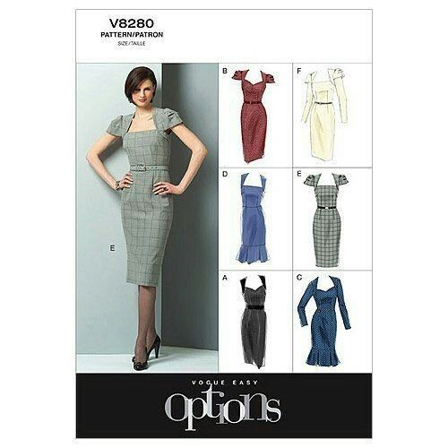Vogue 8280 | patterns I want | Pinterest