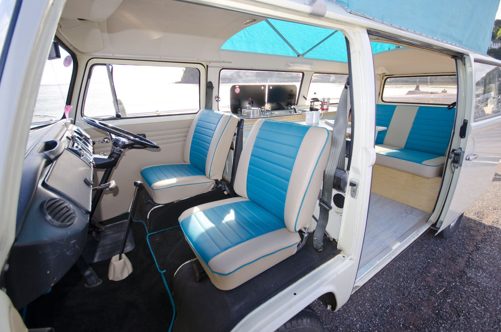 Stupendous Vw Camper 1973 Late Bay Window Kombi Interior Custom Van Caraccident5 Cool Chair Designs And Ideas Caraccident5Info