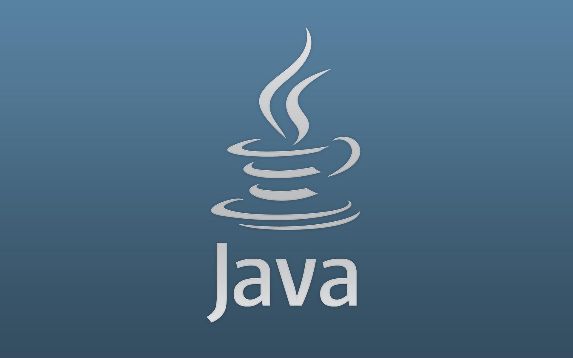 Java Logo Wallpaper Java Library Java Java Programming