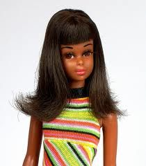 In the way of natural progression, why not bring in Black Barbie Dolls. Black Barbie Dolls didn't follow immediately. It took some years to warm up to the idea. As a matter of fact. The first black Barbie came after Barbie's black friend Christie in 1968. To keep Ken company. Christie had