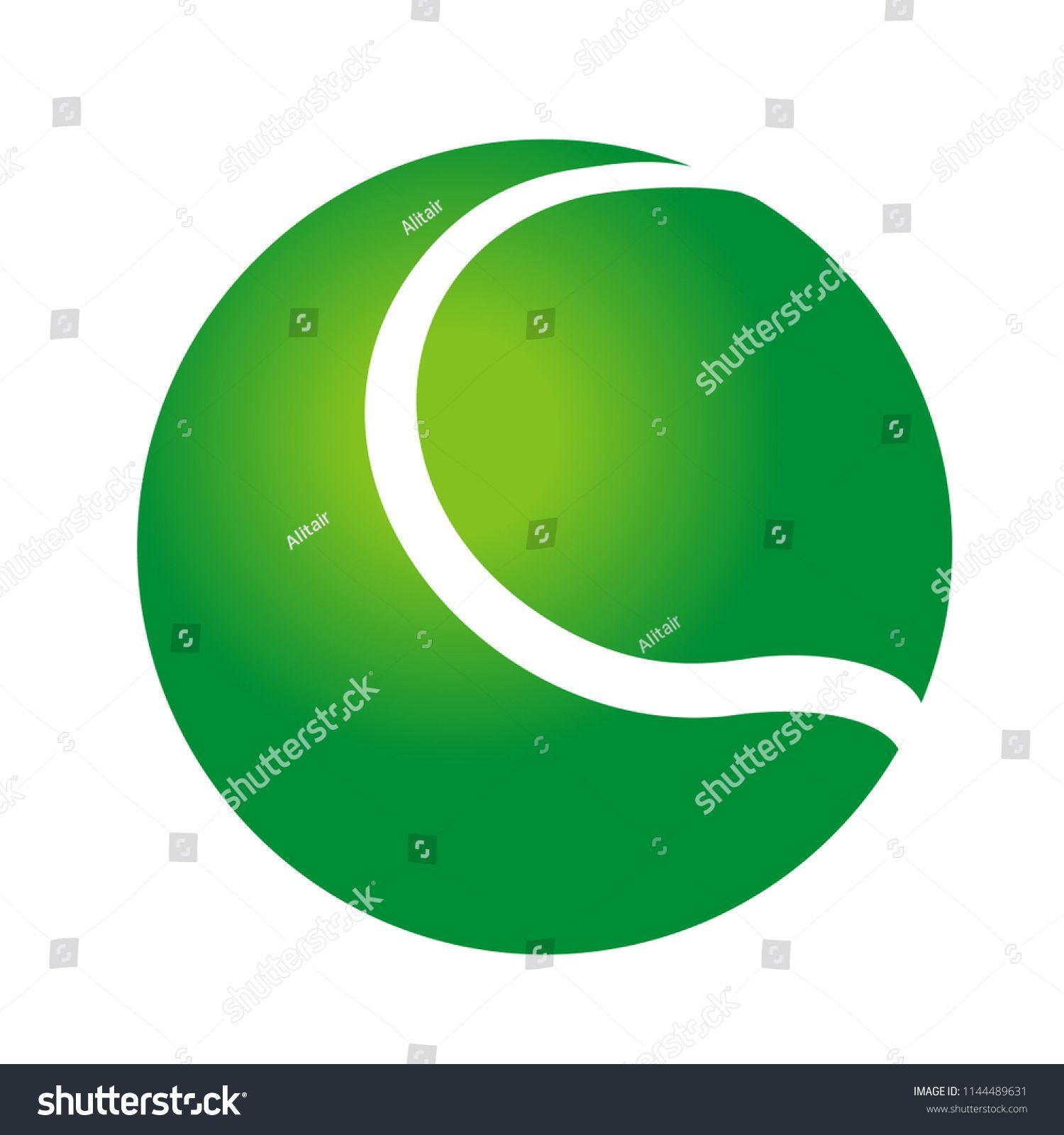 Green Tennis Ball Vector Illustration Ad Spon Tennis Green Ball Illustration In 2020 Brochure Mockup Flyers Photo Editing Stock Photos