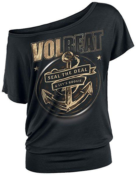Anchor Volbeat Men/'s Tee