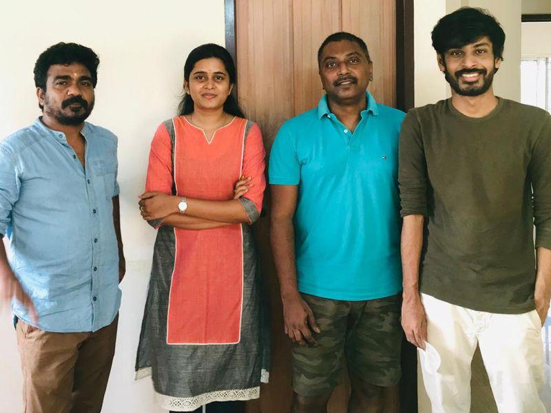 Ashok Selvan – Niharika Starrer Produced by Mr.Selva of Kenanya Film Prod No.7