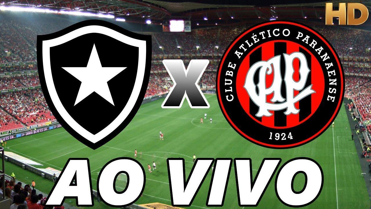 Resultado de imagem para Botafogo x Atlético-PR