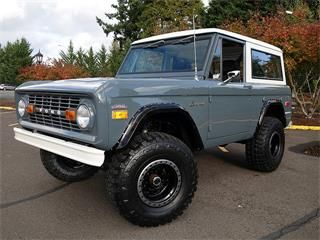 1970 Ford Bronco For Sale Classiccars Com Cc 734563 Old Ford