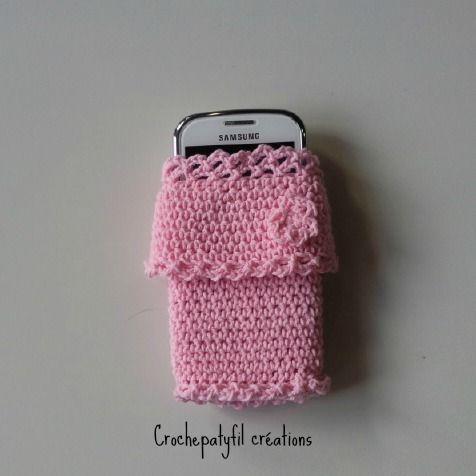 housse portable au crochet