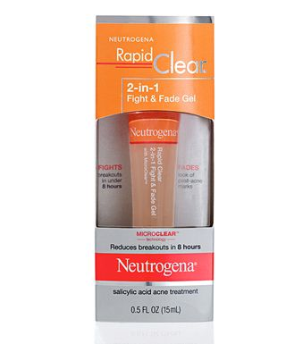 Neutrogena Rapid Clear 2 In 1 Fight Fade Toner Neutrogena