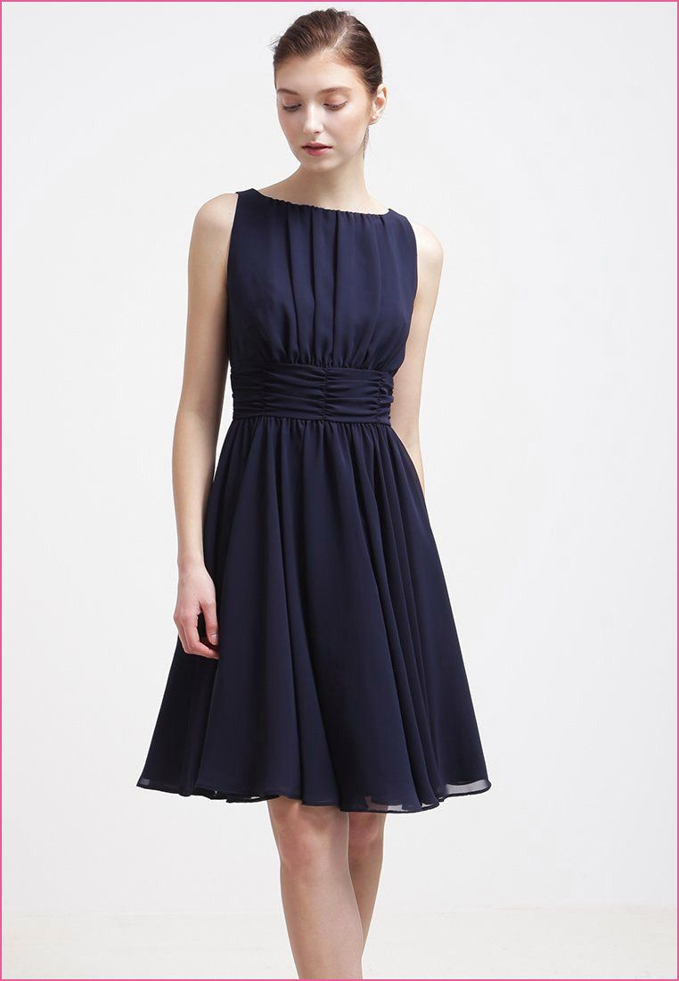 Zalando Kleider Sale in 17  Konfirmation kleider dunkelblau