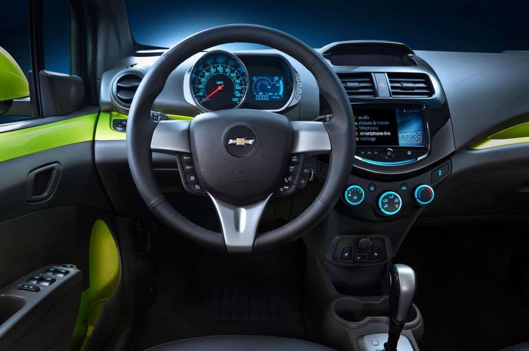 Chevrolet Spark Vista Delantera C Provided By Motortrend 2015