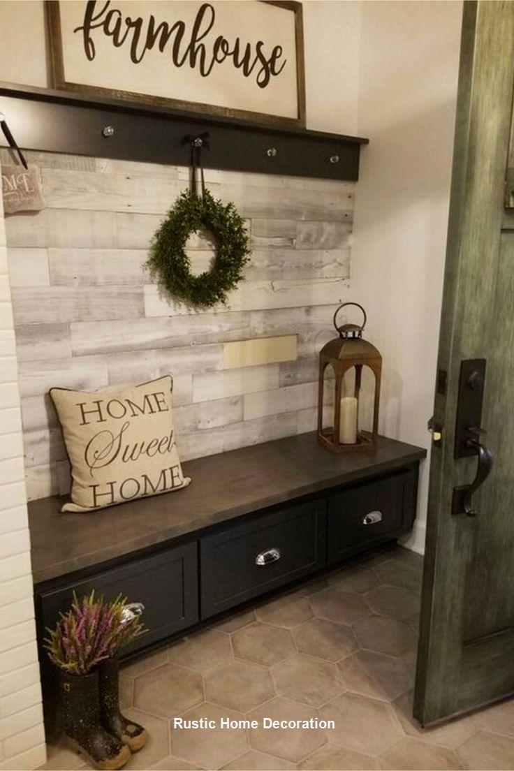 DIY Rustic Decoration Ideas