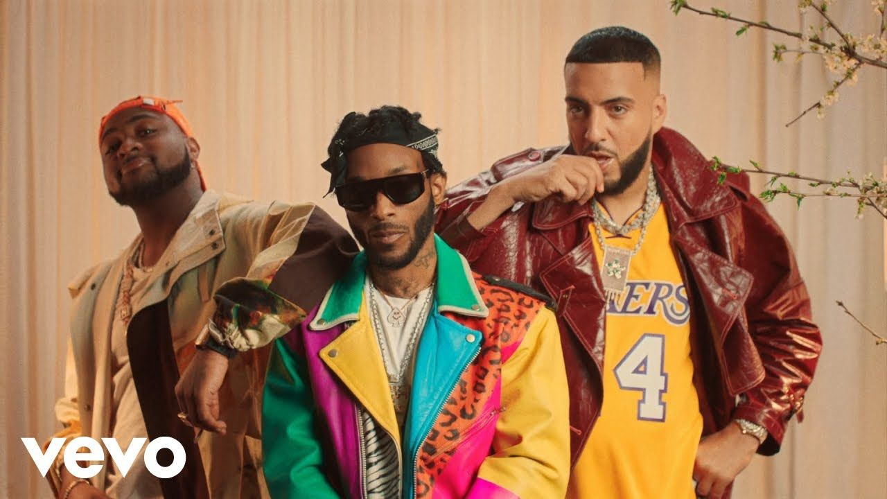 DOWNLOAD Angel ft. French Montana & Davido Blessings