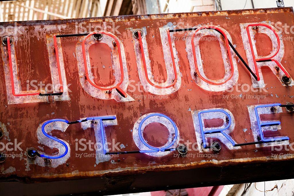 Image result for liquor store sign new york Liquor store