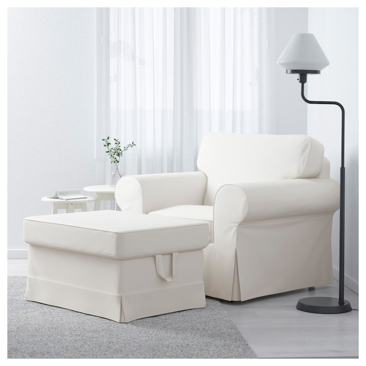 Fauteuil Ikea Ektorp Blanc.Ektorp Fauteuil Vittaryd Blanc Beverly Hills 90210