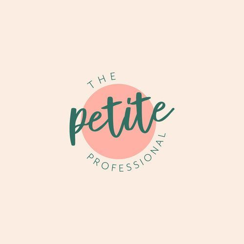 Logo for The Petite Professional - by Gatto