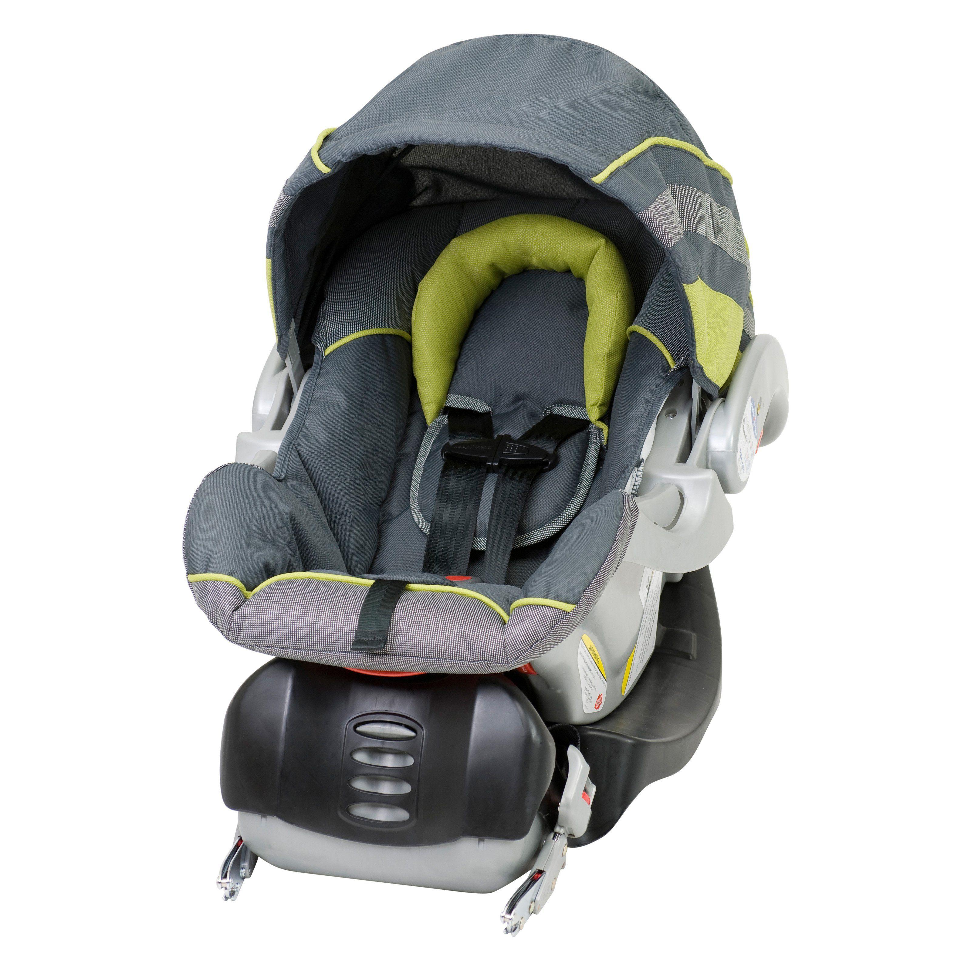Baby Trend Flex Loc Infant Car Seat Carbon CS41710