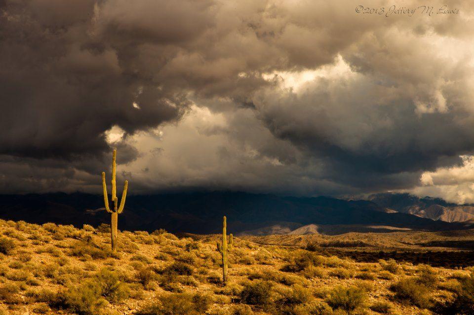 Mesa, AZ Weather Alert ϟ☂ Deserts, Mountains, Arizona