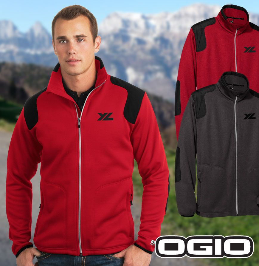 Ogio Manifold Jacket   About This Product   Rebel against the status quo in this jacket engineered with warm fleece and boundary-breaking style.