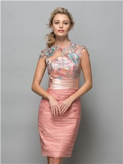 ericdress.com offers high quality Ericdress Sheath Cap Sleeves Sequins  Pleats Cocktail Dress Best Selling Cocktail Dresses unit price of   111.59. c2d976f1f