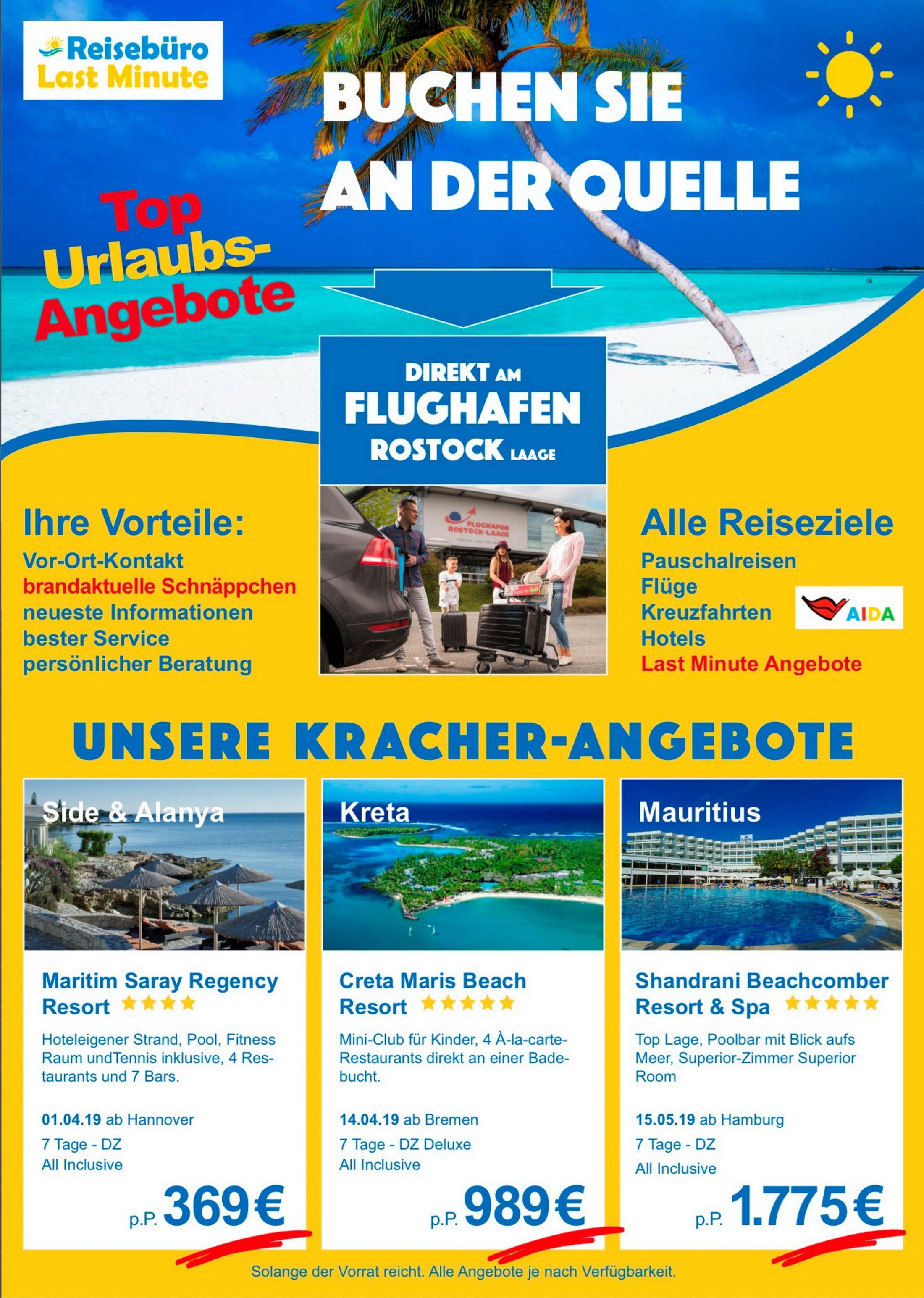 Flughafen SaarbrГјcken Last Minute Angebote