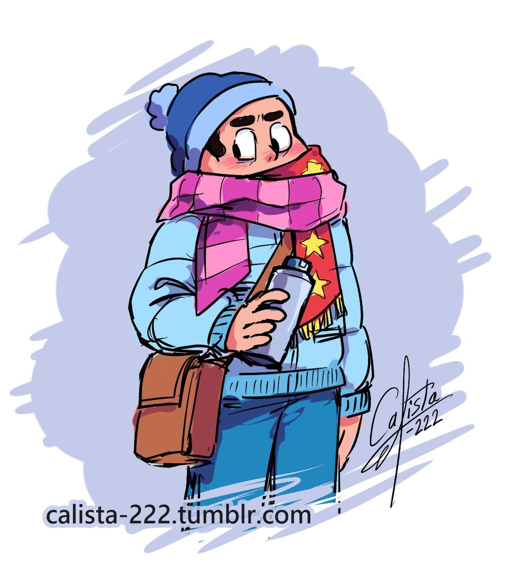 Steven Universe Future: Snow day by Calista-222 on DeviantArt
