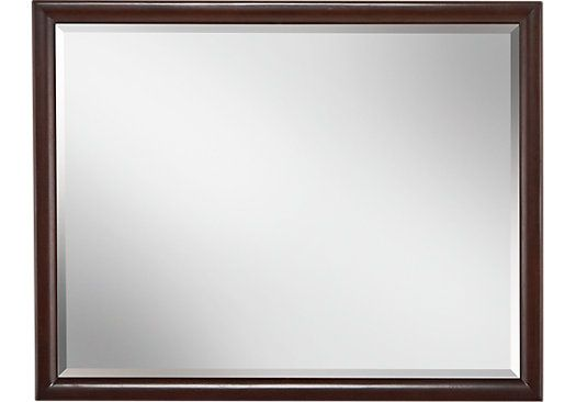 Shop for a Sofia Vergara Beverly Hills Mirror at Rooms To Go. Find Dresser Mirrors that will look great in your home and complement the rest of your furniture.