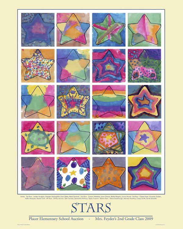 Kid S Art Project Children S Art Posters Kids Art Reproduction