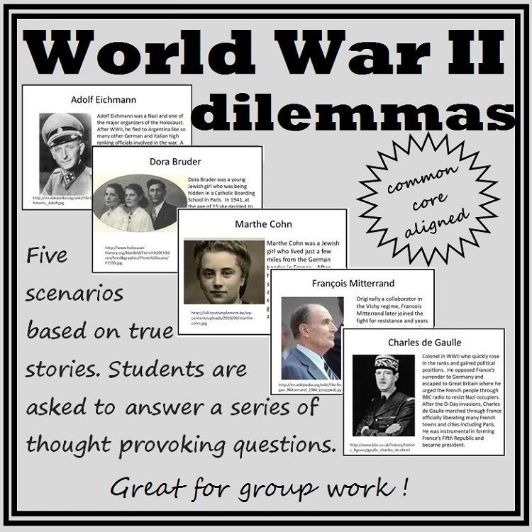 World War Ii Activity Great For World War Ii That Forces Students