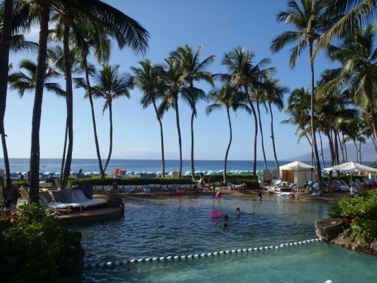 best luxury resort for families in a tropical vacation island