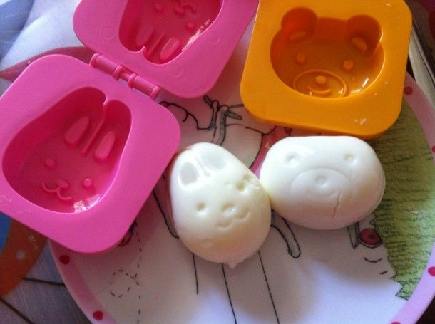 $4 to $7. Egg Molds