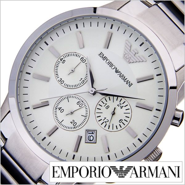 promo code 34092 f4d72 エンポリオアルマーニ 腕時計 EMPORIOARMANI時計 EMPORIO ARMANI ...